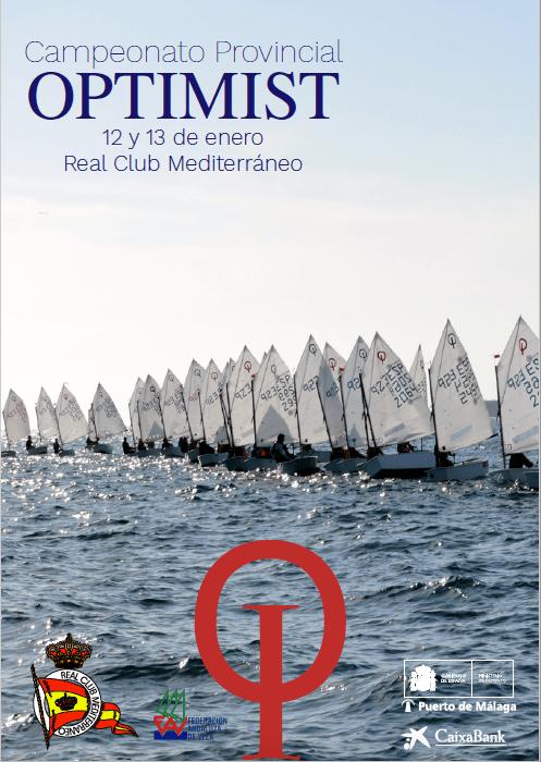 El Real Club Mediterráneo acoge el Campeonato Provincial de Optimist este fin de semana