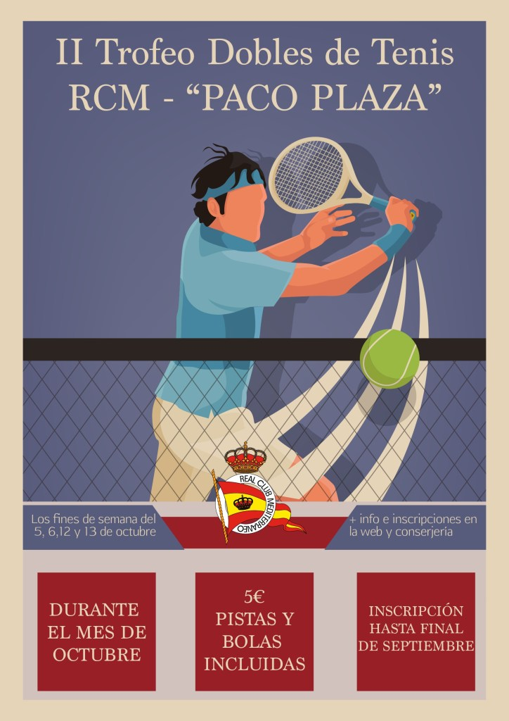 II Trofeo Dobles de Tenis RCM