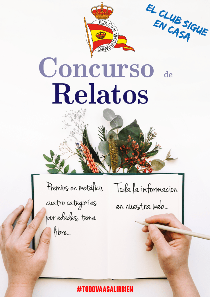 Concurso de relatos a distancia