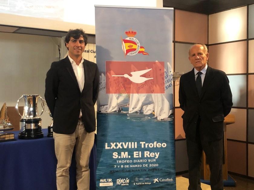 El Real Club Mediterráneo acoge el Trofeo Su Majestad El Rey, Copa de Andalucía de Clase Snipe, Memorial Martín Wizner y Trofeo Diario Sur este fin de semana