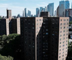 NYC Public Housing Residents Feel Pain, Loss From Pandemic