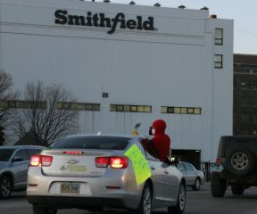 Coronavirus Infections Close Two More Smithfield Meat Plants