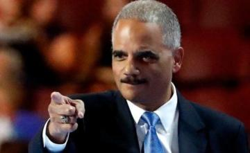 Eric Holder Sees Coronavirus As 'Opportunity' To Redesign US Election System