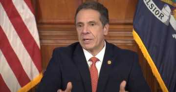 Gov. Cuomo Reacts to 'Shocking' New Stats Showing 66 Percent of Hospitalized Coronavirus Patients Had Been Social Distancing