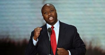 Sen Tim Scott: Biden Claim About Blacks 'Most Arrogant, Outrageous Comment' Heard in a Long Time