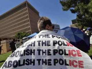 """""""We Mean Literally Abolish The Police"""": Activists Reject Spin On Movement's Call To Defund Law Enforcement"""