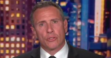 Chris Cuomo Gets Lesson on US Constitution After Asking Where It Says Protesters Have To Be 'Peaceful'