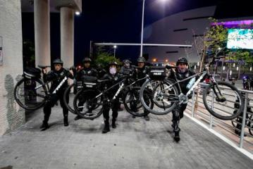 Major Bicycle Brand Suspends Sales To Police Claiming Bikes 'Weaponized' Against Protesters