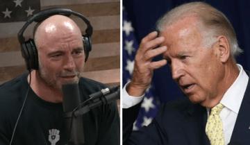 Liberal Media Has 'Completely Ignored' Biden Cognitive Decline: Rogan