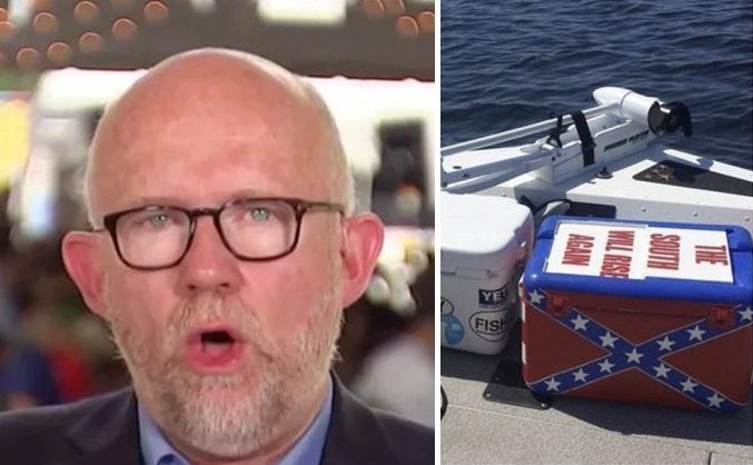Rick Wilson 'Confederate Cooler' And Wife's Racist Tweets Go Viral After GOP Strategist Self-Owns