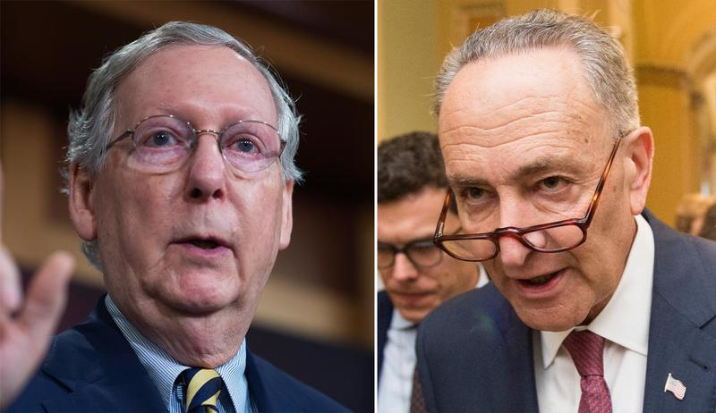 Schumer Rages Over GOP Stimulus Plan as Americans are Running Out of Cash - realconservativesunite