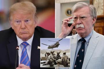 Bolton Changes Tune: Now Refuses To Answer 'Russian Bounties' Questions After Stoking The 'Scandal'