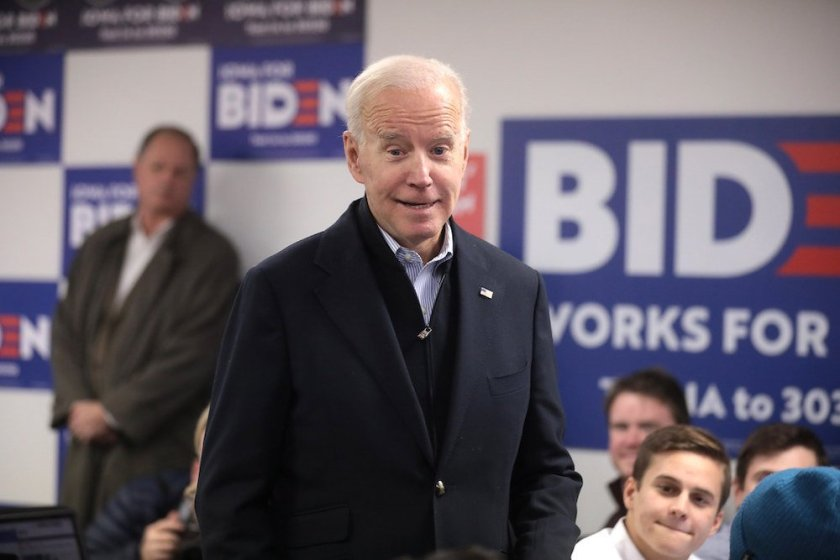 Joe Biden Will Be Skipping Wisconsin — Just Like Hillary