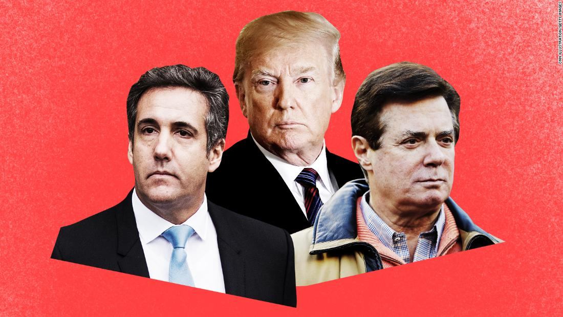 How Cohen's and Manafort's Ukraine Ties Tell the Deeper Story of Trump-Russia and the Mueller Probe