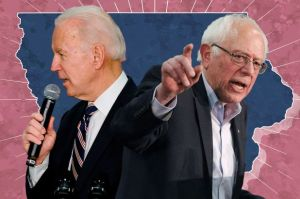 Biden vs Bernie