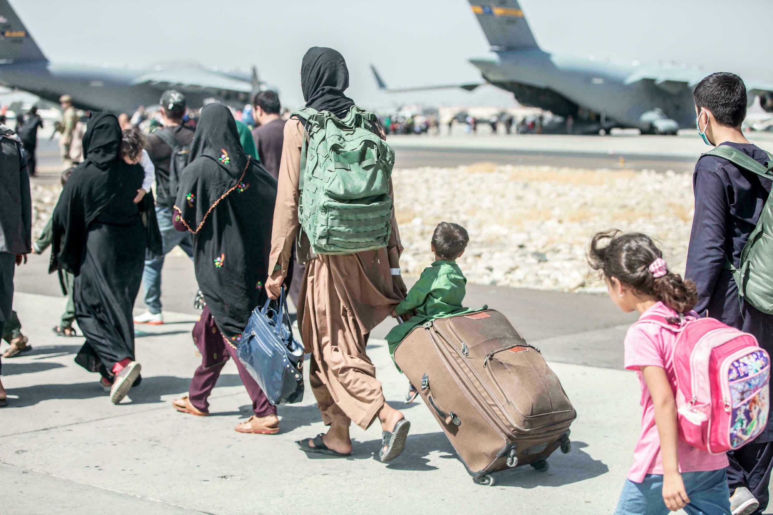 The Kabul Airlift in Light of the Berlin Airlift: Surprising Parallels and Important Lessons