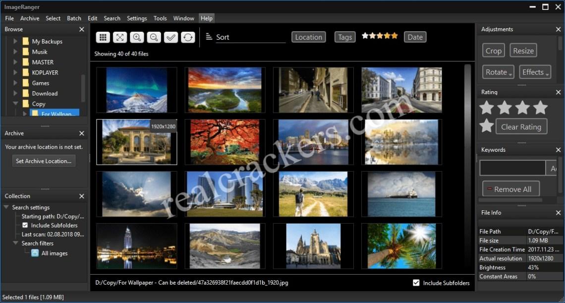 ImageRanger Pro License Key