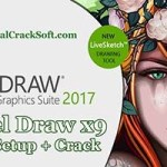 Free Download Latest Corel Draw X9 Crack with Full Setup