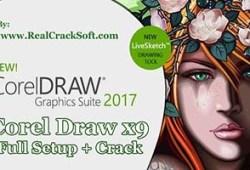 Corel Draw x9 Crack Feature Image