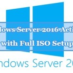 Windows Server 2016 Key + Full ISO Setup Download [100% Verified]