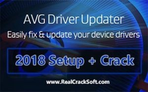 avg driver updater key crack