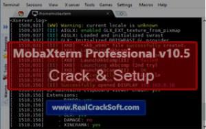 MobaXterm Crack