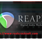 Download REAPER Crack version 5.7 with Keygen full Free