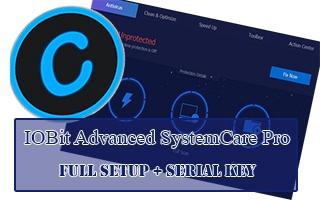 advanced systemcare pro key