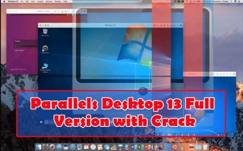 Parallels Desktop 13 Crack