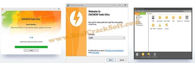 Daemon Tools Ultra Crack Installation