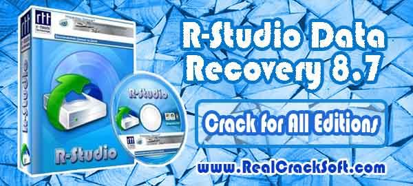 R-Studio Crack Cover