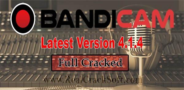 Bandicam Crack Cover Image