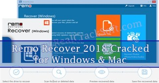 Remo Recover Feature and Cover