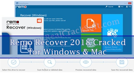 Remo Recover Windows