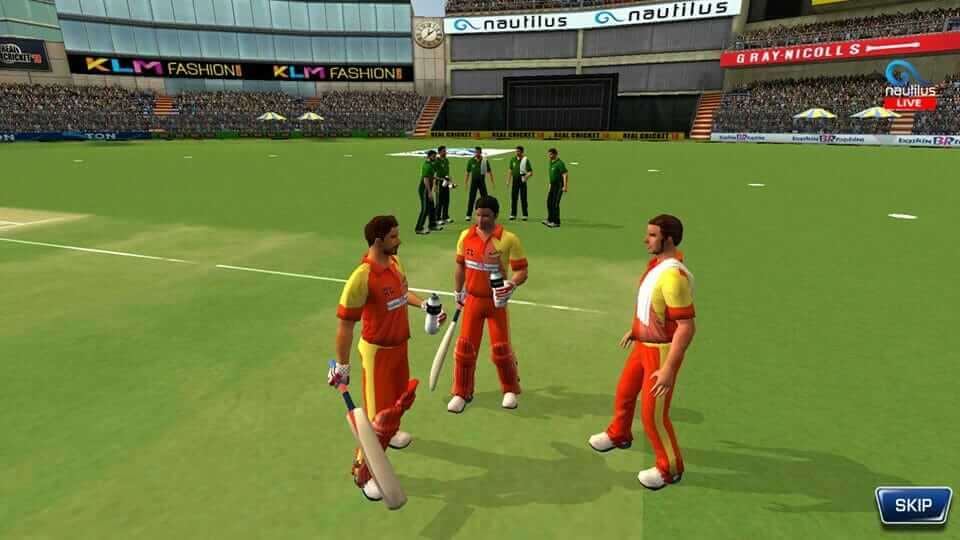 Download Real Cricket 19 Game Latest Version Free