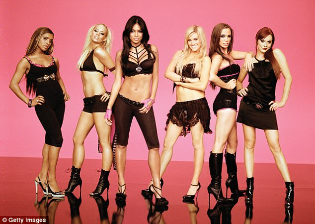 'We were all abused': Former member of Pussycat Dolls Kaya Jones says the band was a front for a 'prostitution ring' and the singers were 'passed around' and 'abused' by industry executives