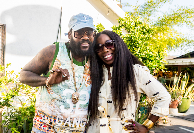 "Watch Estelle and Tarrus Riley New Video ""Love Like Ours"""