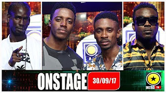 Romain Virgo, Christopher Martin, Potential Kid, Prodigal Son Onstage