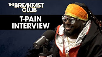 T-Pain On The Birth Of Autotune, Cash Money Debts, New Music + More
