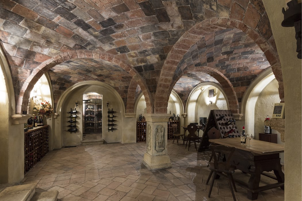 Porch And Cellar