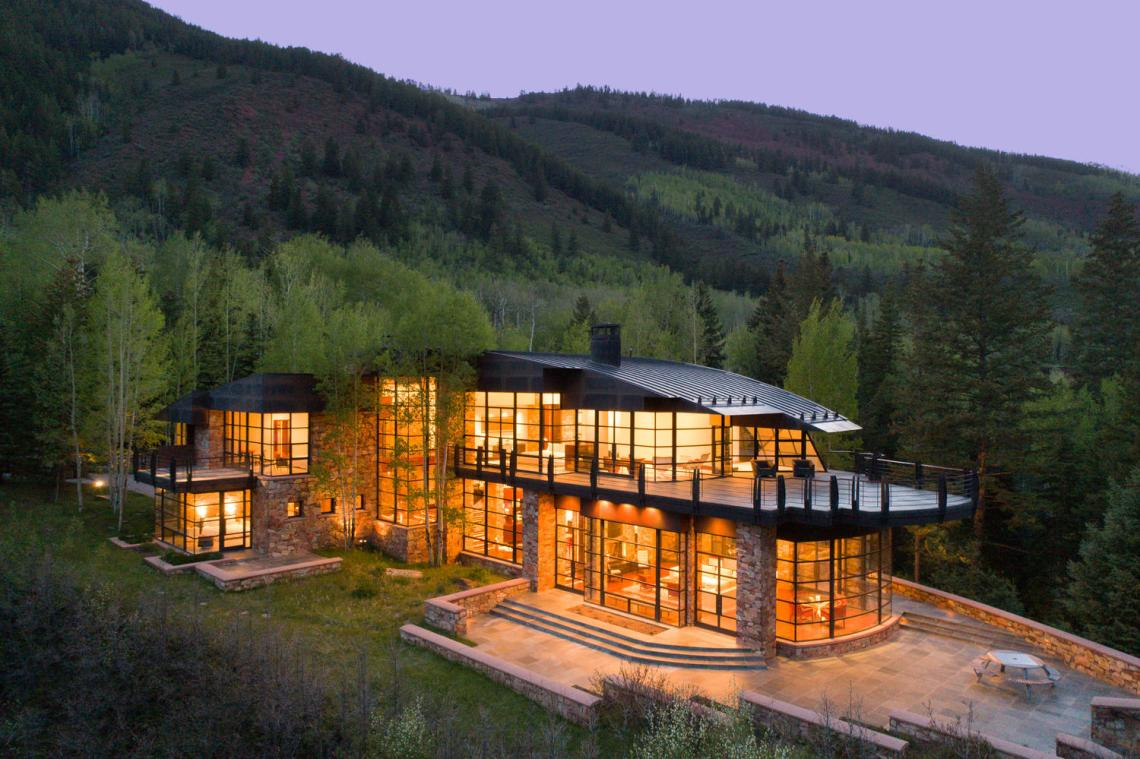 Additional Photo For Property Listing At Castle Creek  Castle Creek Road Aspen Colorado