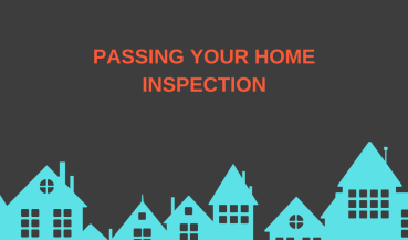 Passing your home inspection - Arona McGinley -realtor