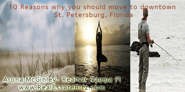 10 reasons why you should move to st.pete fl