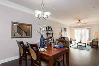 009_Dining Room_Cottages at Brier Creek presented by MORE Real Estate