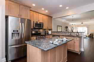 011_Kitchen_Cottages at Brier Creek presented by MORE Real Estate