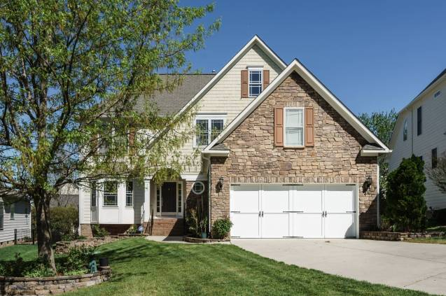 001_Presented by MORE Real Estate_405 Braswell Brook Court_Main Exterior