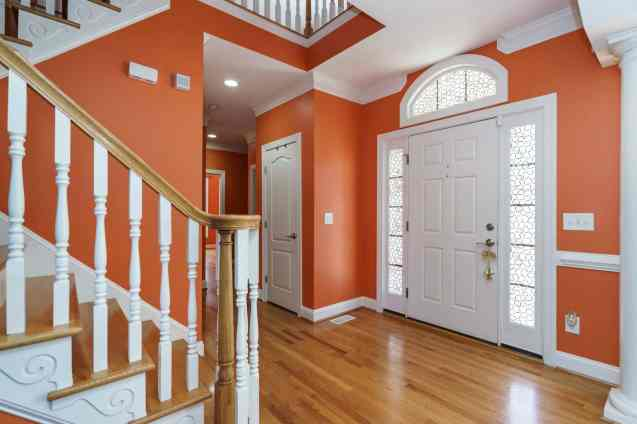 003_Presented by MORE Real Estate_405 Braswell Brook Court_Foyer
