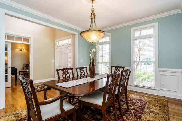 004_2011 Killearn Mill Court Presented by MORE Real Estate_Dining Room