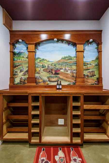 037_ 2612 Mica Mine Lane Presented by MORE Real Estate_Wine Cellar & Humidor