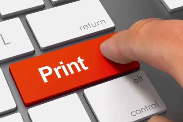 notary mobile printer